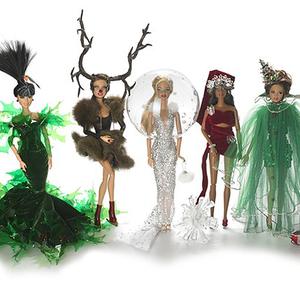 Karácsonyi Barbie kiadás