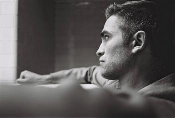 A Robert Pattinson Dior reklám