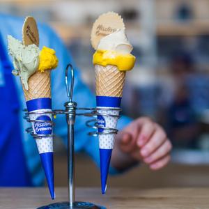 Ettél már fagyit látványkonyhából?