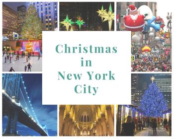 New York: a karácsony már a kirakatban van!