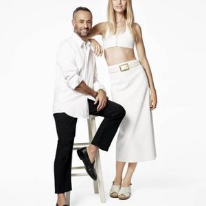 Axente Vanessa a Calvin Klein múzsája