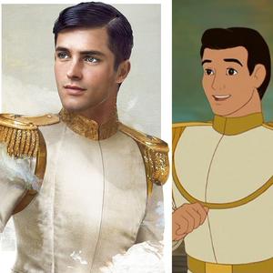 Randiznál egy Disney-herceggel?