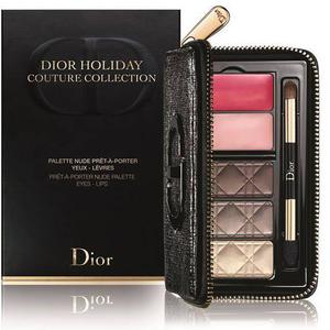 Szakad az eső, de láttál már ilyen Dior palettákat?