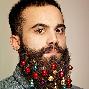 Pompázzon díszben karácsonyra a pasi!