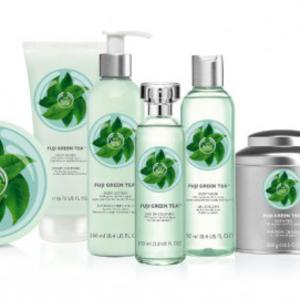 Nyerd meg a The Body Shop Fuji zöld teás fürdőteáját!