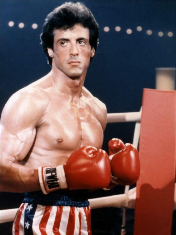 Leghíresebb szerepe a bokszoló Rocky