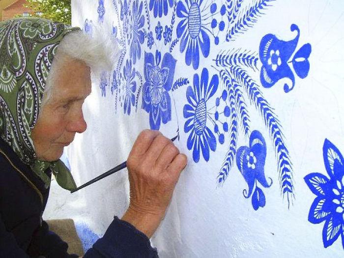 A kor csak egy szám - Elképesztő dolgokat alkot a 90 éves nagyi