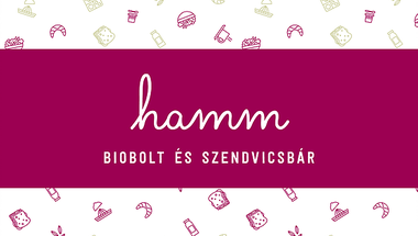 Hamm biobolt és szendvicsbár - Győrben