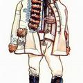 Torockói férfi viselet