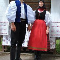 A szolidan szép széki viselet