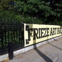 Frieze London szoborpark