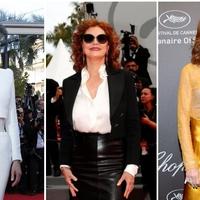 Érett nők dicsérete Cannes-ban!