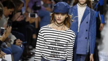 A Dior, a feminizmus meg Toszkána