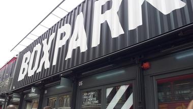 Nike ID Studió, a perszonalizált cipőkészítés mekkája a londoni Boxparkban