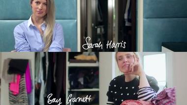 Vogue újságírók ruhásszekrényében