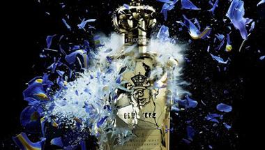 Parfümrobbanás a londoni luxusáruházban