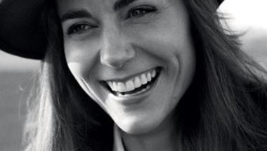 Kate Middleton az angol Vogue címlapján