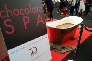 Egy újabb csokifesztivál debütált Londonban