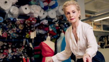 A 79 éves Carolina Herrera sem megy nyugdíjba