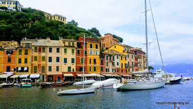 Portofino, te csodás!