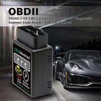 ODBII Bluetooth-os hibakód kiolvasó