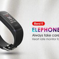 Még van időd! Az Elephone ELE Band 5 okoskarkötő 11:00-kor 9.99$-ba kerül