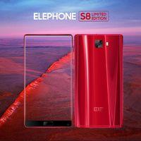 Megjelent a limitált kiadású, vékony kijelzőkeretes Elephone S8