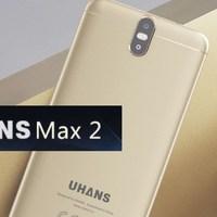 "UHANS Max 2 - A ""Hű, de mekkora!"" (telefon)"