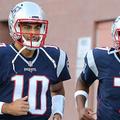 Jacoby Brissett kezd hajnalban, Jimmy Garoppolo lesz a Patriots tartalékirányítója
