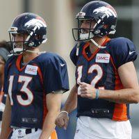 Trevor Siemian kezd a Broncos első előszezon mérkőzésén