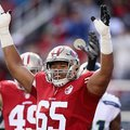 A 49ers elküldheti a két évvel ezelőtti elsőkörös választottját