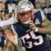 Van aki utált a Patriots-nál játszani