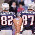 Ismét két Gronkowski a Patriots-nál