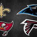 NFC South - Playoff forgatókönyvek