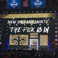 Milyen posztra válasszanak a Drafton: New Orleans Saints