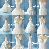 Disney hercegnők menyasszonyi ruhája a valóságban ღ