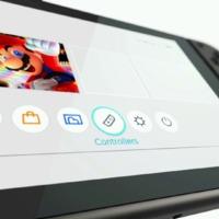Kiszivárgott videókon a Nintendo Switch kezelőfelülete