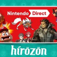 Hírözön: Nintendo Direct 09.14.