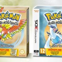 Dobozos kiadásban is kapható lesz a Pokémon Gold és Silver