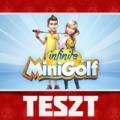 Infinite Minigolf Teszt