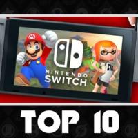 TOP 10: A legjobban várt Switch játékok