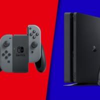 Grafikonon a Nintendo Switch és a PS4 csatája Japánban