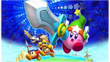 Wii U-ra is ellátogat a Kirby's Adventure Wii