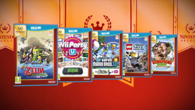 Már elérhetőek a Nintendo Selects Wii U játékok