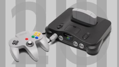 Huszadik születésnapját ünnepli a Nintendo 64