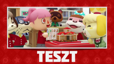 Animal Crossing: Happy Home Designer Teszt