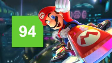 A kritikusok imádják a Mario Kart 8 Deluxe-ot