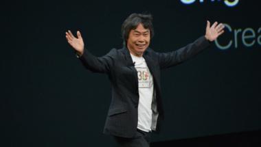 """Miyamoto: """"Aggódtam, hogy a közönség leküld majd a színpadról"""""""