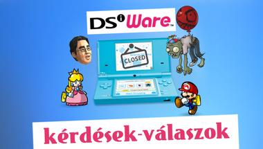 Megszűnik a DSi Shop - Íme néhány fontos információ