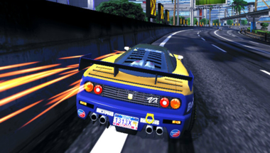 A 90-es évek hangulatát idéző versenyjáték tart Switch-re